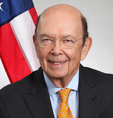 Wilbur Ross official photo