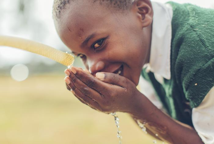 Helping a Kenyan village expand access to clean water