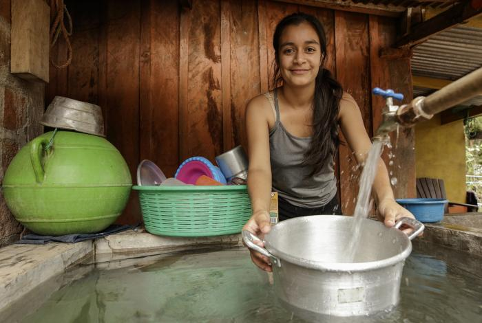 Expanding access to clean water in El Salvador
