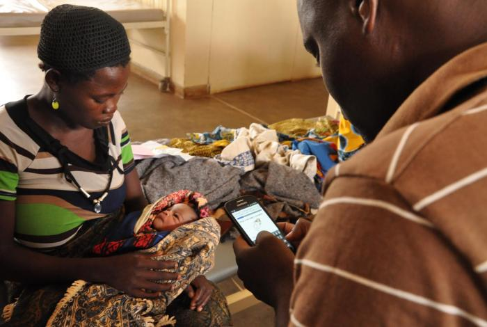 Introducing mobile technology to improve health services in Guatemala and Tanzania