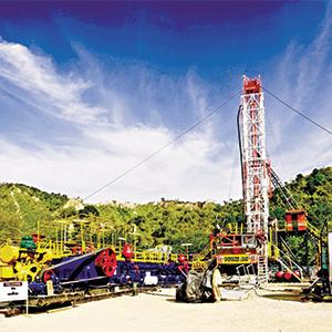 photo, Joshi oil field in Colombia
